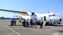Pesawat Intai Buatan PT DI Ini Siap Jaga Kedaulatan Maritim RI