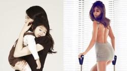 Pelatih pilates yang berasal dari Korea memiliki tubuh langsing dan ideal meskipun sudah punya dua anak. Bikin iri wanita lain nih.