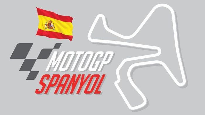 Infografis MotoGP Spanyol 2018 (Infografis Detiksport)
