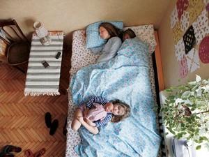 Foto Kehamilan Nggak Biasa, Dijepret Saat Suami-Istri Tidur