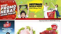 Promo Segar Akhir Pekan di Transmart Carrefour, Ayo Serbu!