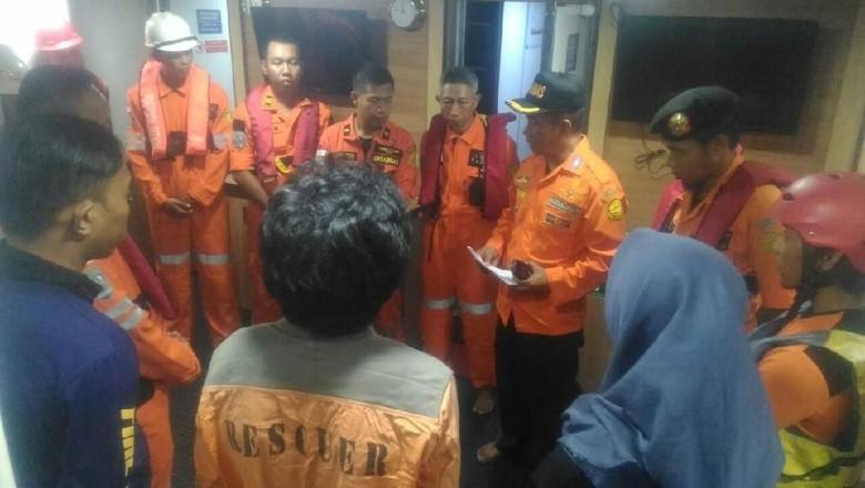 Kapal yang Tenggelam di Selat Makassar Ditemukan, 5 Orang Selamat