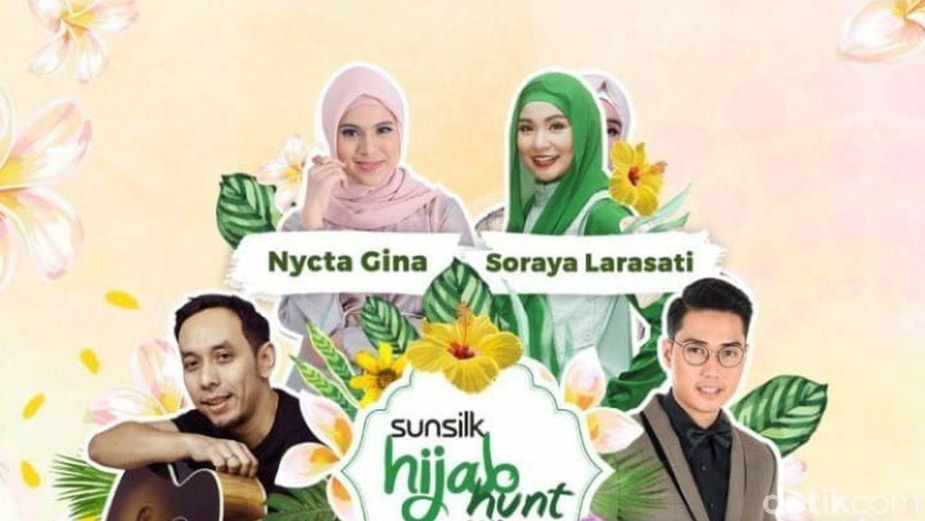 Hari Ini, Sunsilk Hijab Hunt 2018 Gelar Audisi di Makassar