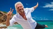 Liburannya Richard Branson, Bos Maskapai Virgin America