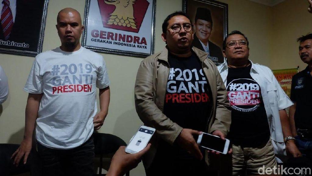 Cuitan Heboh Fadli Zon: Pemimpin Lemah, Teroris Berkembang