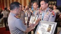 Polres Malang Raih Penghargaan, Satgasres Terbaik di Indonesia.