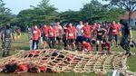 Semangat Asian Games For Indonesia Menggema di Komando Warriors