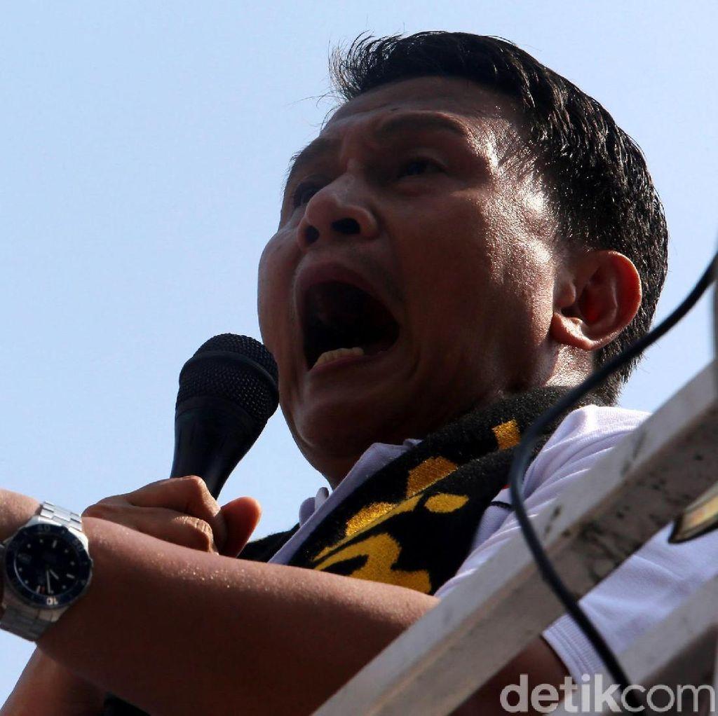 Takjil #2019GantiPresiden, Mardani: Kubu Seberang Juga Buat