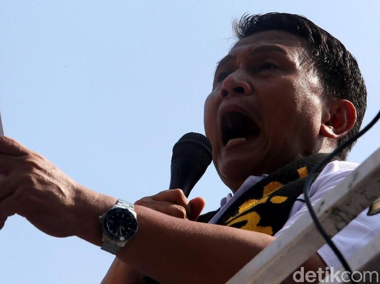 Perjalanan 2019GantiPresiden hingga Akhirnya Diharamkan Mardani