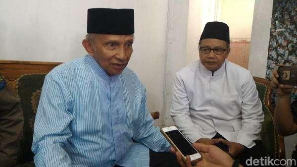 Biar Tak Gaduh, Prabowo Bisa Jadi Fasilitator Pertemuan Amien-Jokowi