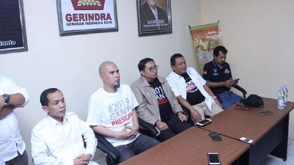 Gerindra Optimis Ahmad Dhani Siap Bertarung di Dapil Jatim 1