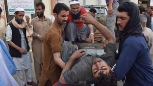 Ledakan Gas di Tambang Batu Bara Pakistan, 16 Orang Tewas