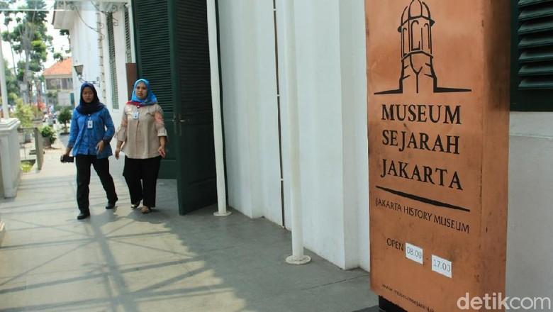 Museum Sejarah Jakarta di Kawasan Kota Tua Jakarta (Randy/detikcom)