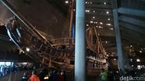 Melihat Vasa, Kapal Perang Swedia yang Berusia 390 Tahun