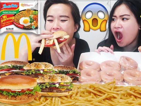 Takut Rakyatnya Obesitas, Pemerintah Korsel Berencana Batasi Siaran Makan-makan