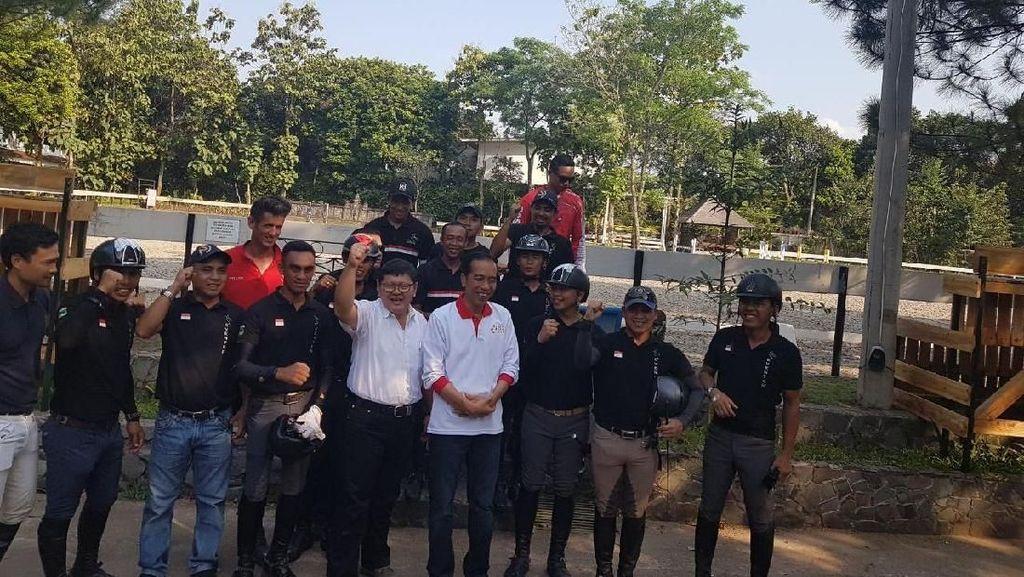 Setelah Sentil Promosi, Kini Jokowi Soroti Persiapan Pelatnas Atlet Asian Games