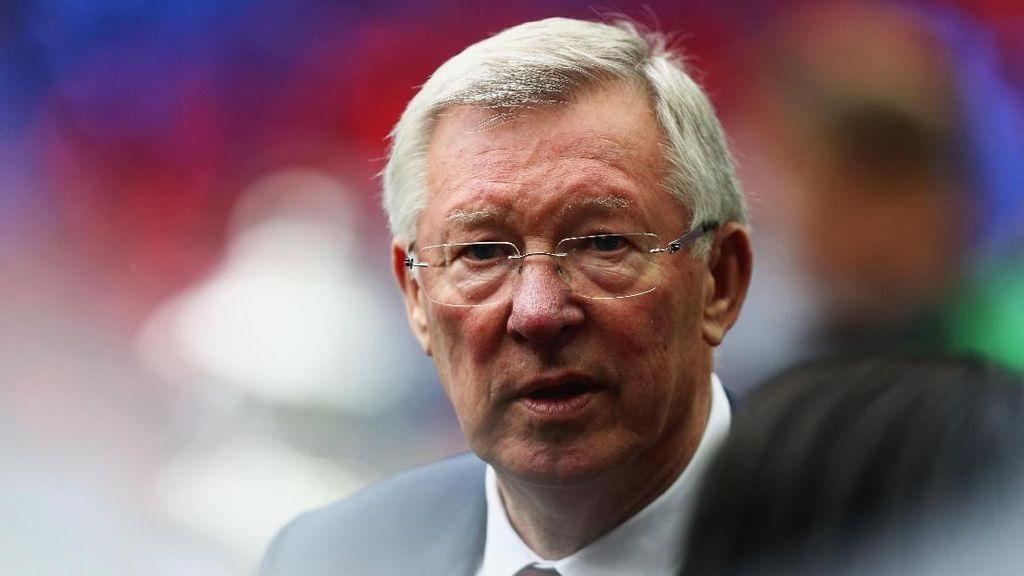 Sir Alex Ferguson Diklaim Terlibat Pengaturan Skor Laga MU Vs Juventus