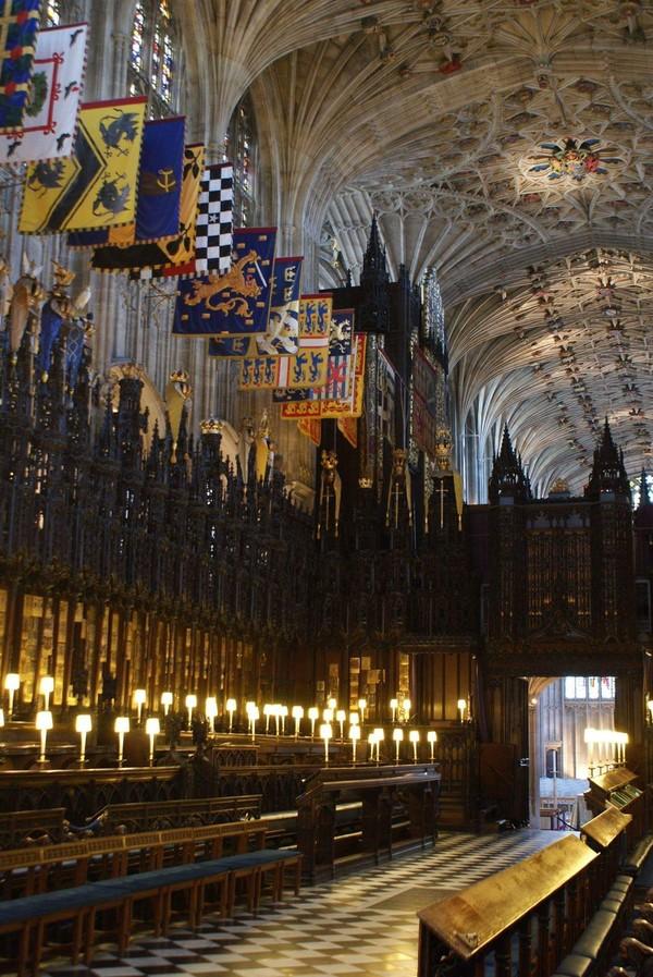 St Georges juga menjadi tempat yang dipakai untuk beribadah maupun acara lain keluarga kerajaan (St Georges Windsor/Facebook)
