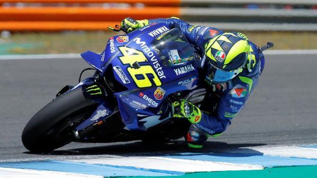 Valentino Rossi diprediksi Kevin Schwantz bisa meraih kemenangan di MotoGP 2018.