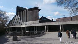 Museum-museum di Swedia Terpukul Pandemi Corona