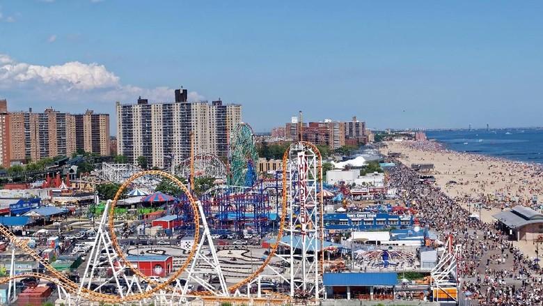 Coney Island di New York (Coney Island)