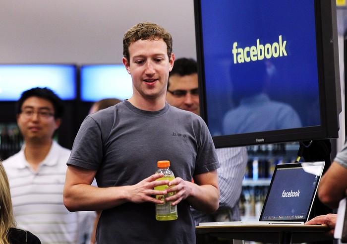 CEO Facebook Mark Zuckerberg. Foto: Getty Images/Justin Sullivan
