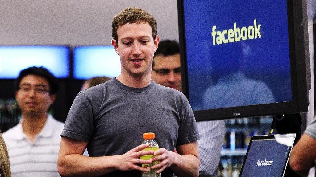 Begini Cara Zuckerberg Rekrut Karyawan di Facebook