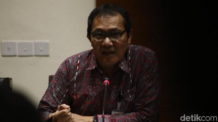 Wakil Ketua KPK Saut Situmorang (Foto: Rifkianto Nugroho/detikcom)