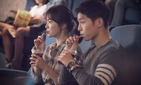 Song Joong Ki dan Song Hye Kyo di drama Descendants of the Sun