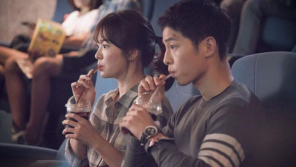 So Sweet! Kata Song Joong Ki soal Setahun Nikahi Song Hye Kyo