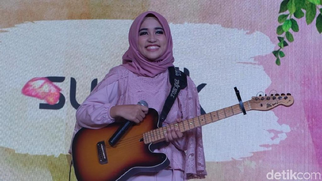 Suara Easy Listening, Hijabers Makassar Dipuji Juri Sunsilk Hijab Hunt