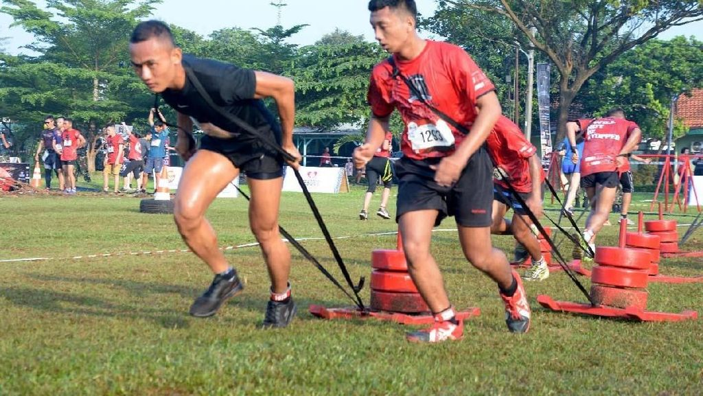 Asian Games 2018 Digemakan Lewat Kopassus Warriors