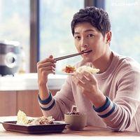 Punya Badan Atletis, Ini Menu Diet Song Joong Ki hingga Makanan Kesukaannya