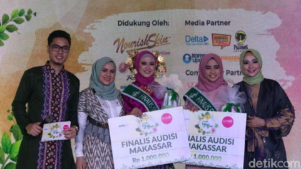 Selamat! 2 Hijabers Makassar Melaju ke Final Sunsilk Hijab Hunt 2018