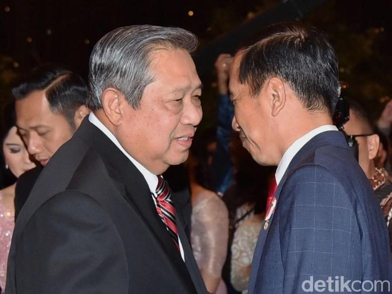 Golkar Harap #SBYJelaskan Tak Ganggu Hubungan SBY-Jokowi