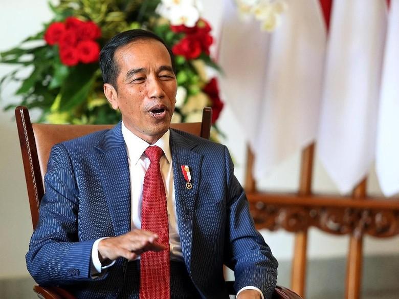 PKPU 20/2018 Diundangkan, KPU: Program Jokowi Bersih-bersih Korupsi