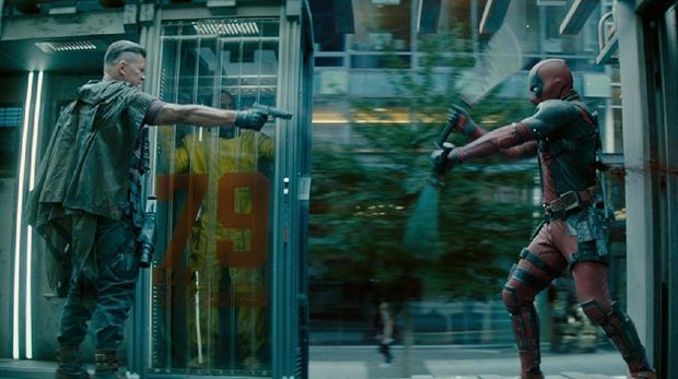 'Deadpool 2', Lebih Brutal Lebih Lucu