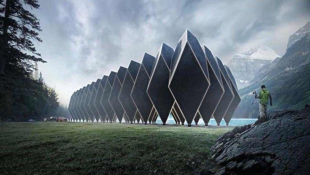 Inikah Hotel Paling Futuristik di Dunia?