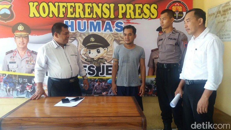 Polisi Ringkus Begal Berkedok Debt Collector di Jepara