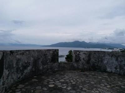Dulu, Sultan Ternate Diawasi dari Tempat Ini