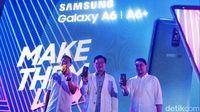 Samsung Galaxy A6 & A6+