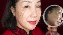 Potret You Jianxia, Wanita dengan Bulu Mata Terpanjang di Dunia