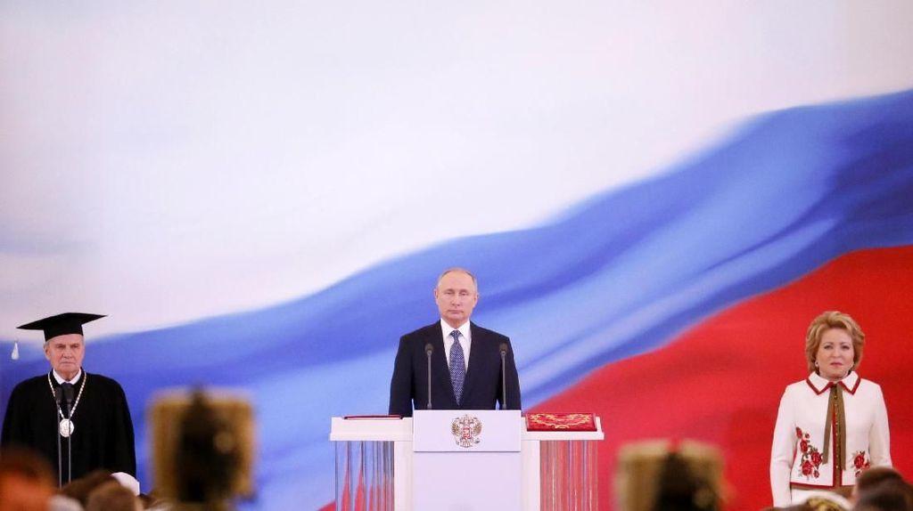Rusia Didenda Ratusan Juta Karena Suporter Rasis