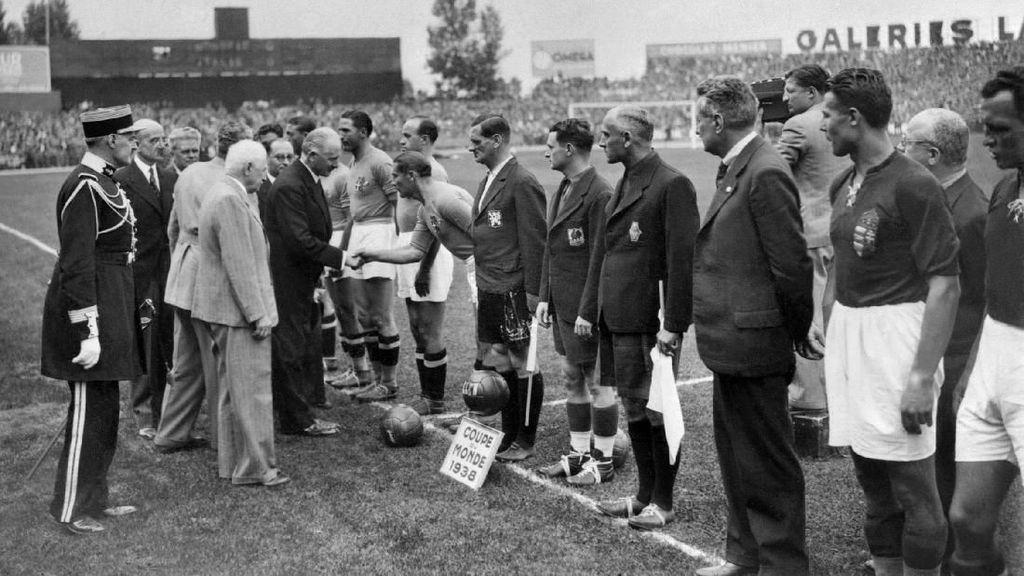 Kualifikasi Piala Dunia 1938, Momen Bersejarah Timnas Indonesia di Prancis