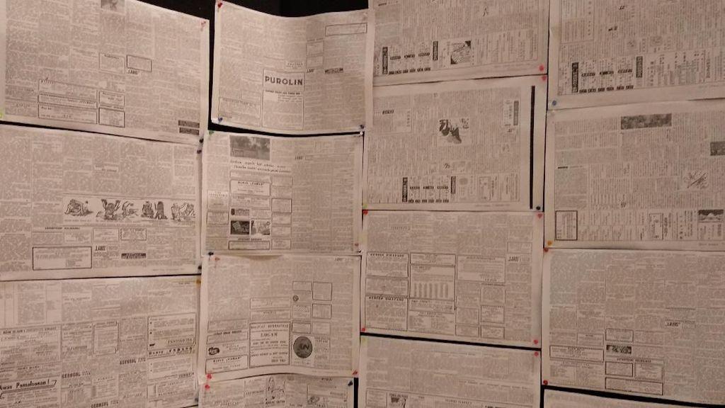 Teater Arsip Ungkap Sejarah Seni dan Propaganda Jepang 1942-1945