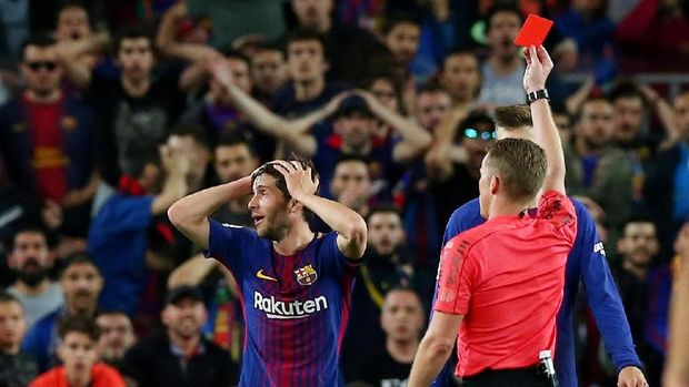 7 Kontroversi El Clasico Barcelona vs Madrid di Camp Nou