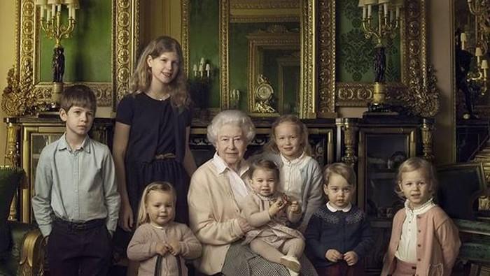 Urutan Lahir dan Pengaruhnya Bagi Pangeran George dan 2 Adiknya (Foto: Dok. Kensington Palace)