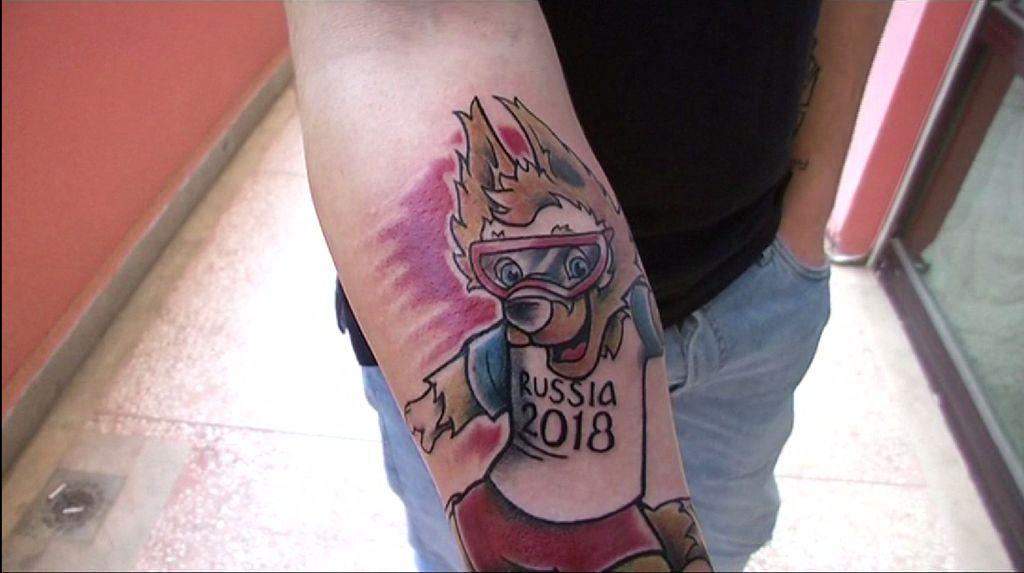 Tato Tema Piala Dunia Laris di Rusia