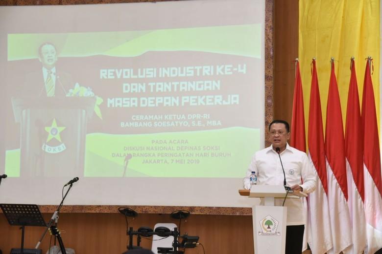 Ketua DPR Minta BMKG Perbaiki Early Warning System Tsunami