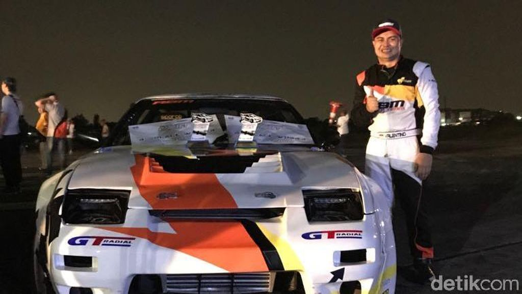 Ini Hasil ABM Motorsport di Seri 1 Kejurnas Super Drift